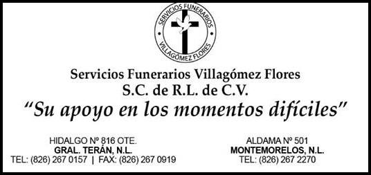D.E.P.  ROSA ELIA LEOS RODRIGUEZ (+)