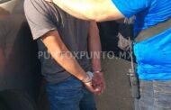 POR ORDEN DE APREHENSIÓN LO DETIENE LA POLICÍA Y PONE A DISPOSICIÓN POR ROBO.