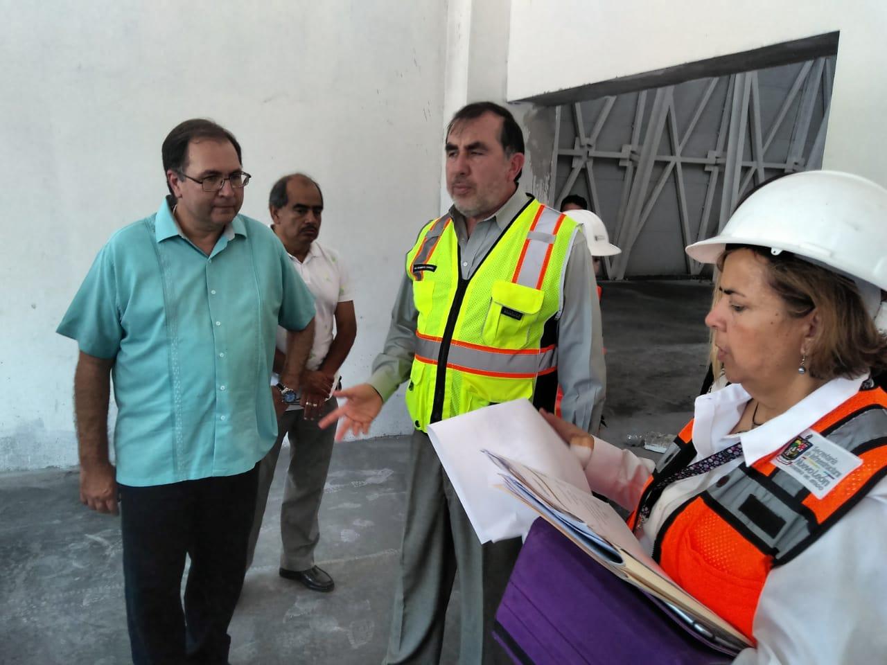 RECORREN AUTORIDADES OBRAS EN MMORELOS QUE PRONTO SERÁN INAUGURADAS POR EL GOBERNADOR.