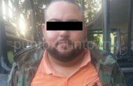 DETIENE FUERZA CIVIL A DOS HOMBRES EN GENERAL BRAVO CON DROGA Y ARMAS DE FUEGO, SON CONSIGNADOS.